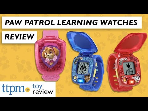 Paw Patrol Learning Watch from VTech