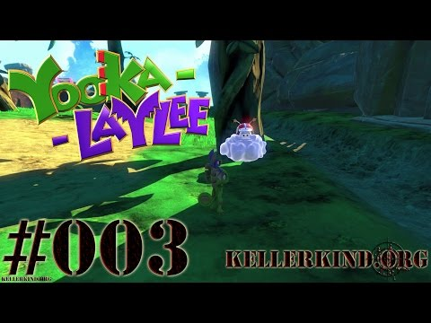 YOOKA-LAYLEE #3 – Das cloudbasierte Rennen ★ Speedy plays Yooka-Laylee [HD|60FPS]