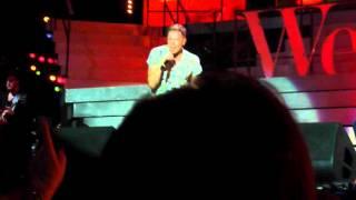 Westlife - Medley - Sex Is On Fire - Live Nottingham Arena 5th June 2012