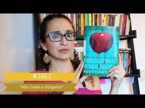 #JáLi - Não Conte a Ninguém, de Rebecca Done
