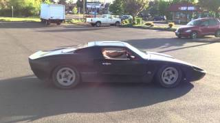 Ford Gt kit car on Vw chassis