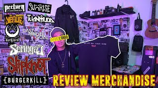 REVIEW // Merchandise Band 2020
