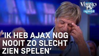 'Ik heb Ajax nog nooit zo slecht zien spelen als vandaag'   CHAMPIONS LEAGUE
