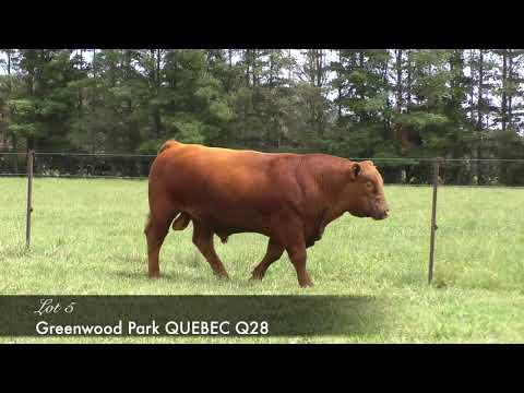 GREENWOOD PARK QUEBEC Q28 GWPQ28