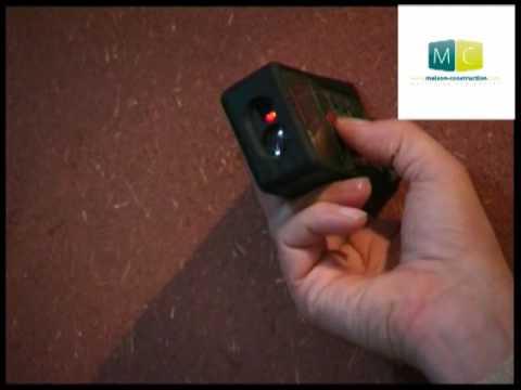 Bricolage, mesurer avec le télémètre laser, DIY, doing measurements with a laser rangefinder tout savoir sur les télémètres laser - 0 - Tout savoir sur les Télémètres Laser