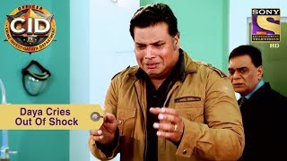Your Favorite Character | Daya Cries Out Of Shock | CID