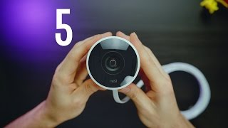 Nest Cam Outdoor - Top 5 Features!