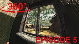360° Zombie Escape Episode 5 #360video VR Video