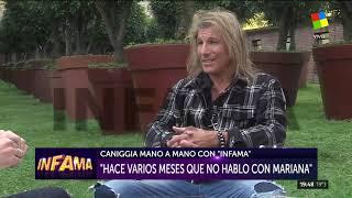 Claudio Caniggia Rompió El Silencio En Infama (Parte 1)