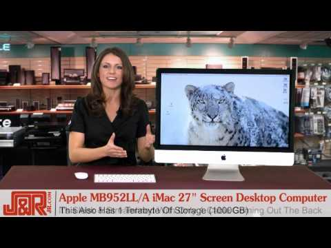 Review - Apple MB952LL/A iMac 27