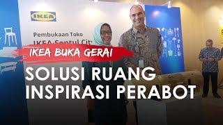 Intip Pembukaan IKEA di Sentul Bogor, Dihadiri Bupati Bogor Ade Yasin