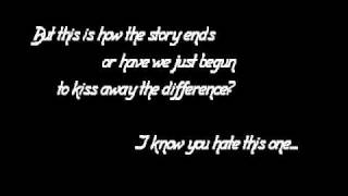 where the story ends-the fray.wmv