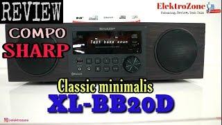 REVIEW COMPO SHARP XL-BB20D TERBARU
