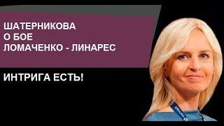 Алина Шатерникова о бое Ломаченко - Линарес