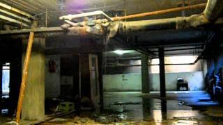 preview picture of video 'fognatura rotta GARAGE ALBUCCIONE'
