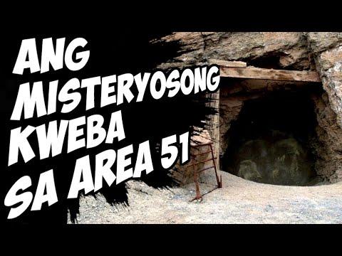 ANG MISTERYOSONG KWEBA SA AREA 51 (M CAVE STORY)   Kaalaman