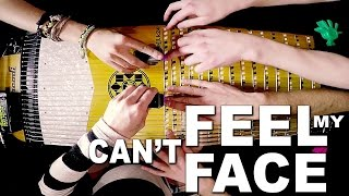 Walk Off The Earth (feat. Scott Helman) - Can't Feel My Face (Cover)