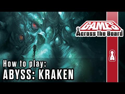 Abyss Kraken – The Rules