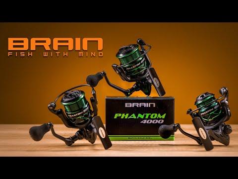 Обзор поплавочной катушки Brain Phantom