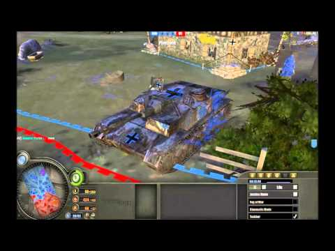 Coh 2 Case Blue : Coh dlc case blue youtube