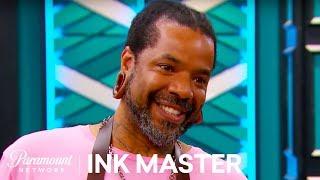 Tattoo Transformation From Garter Belt To Gun Holster | Ink Master: Redemption (Season 4)