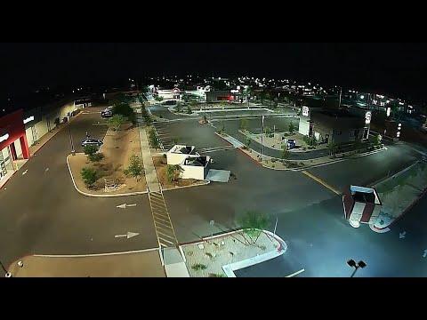 Geprc Cinelog30 HD Caddx Polar Vista - FPV 1am Buzzing The Local Mini Mall
