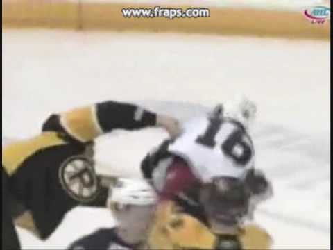 Simon Ferguson vs. Adam McQuaid