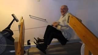 יעקב שנהב מאושה- לא יאומן הוא בן 93