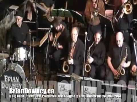 Brian Downey feat Maren Molthan with Big Band Ottawa
