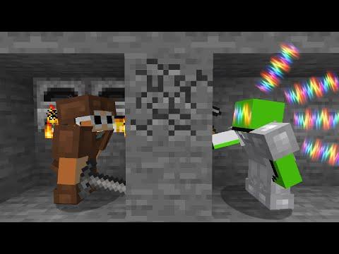 Minecraft Speed Runner Vs Mutant...