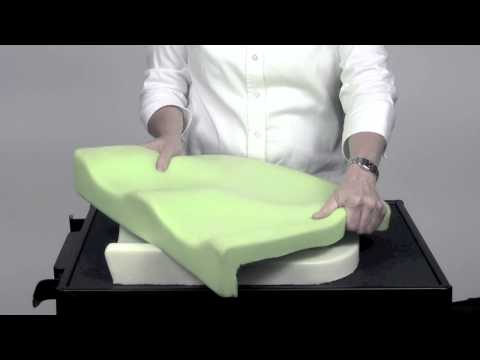 Watch a demonstration on the Invacare® Matrx® Vi Cushion