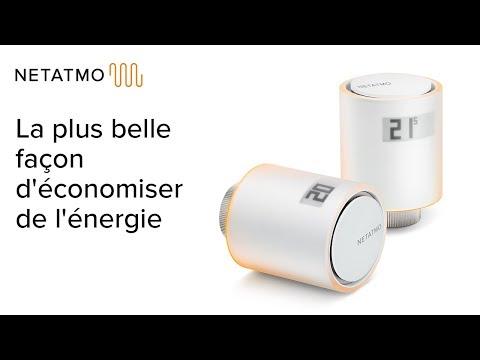 Netatmo Kit starter Smart Radiator Valves