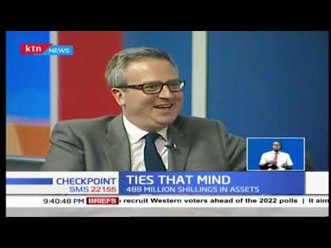 British High Commissioner to Kenya NIC Hailey speaks on corruption in Kenya