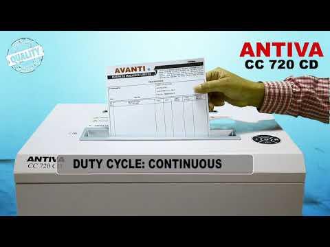 Antiva CC 540 CD Paper Shredder