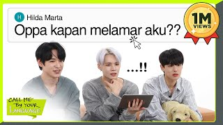 VICTON replies to INDONESIAN fans in BAHASA INDONESIA | #CBL (CALL ME BY YOUR LANGUAGE)