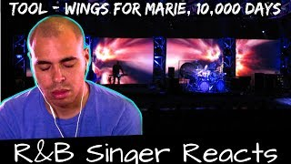 R&B Head Reacts To Tool   Wings For Marie 10,000 Days (pt 1 And 2)
