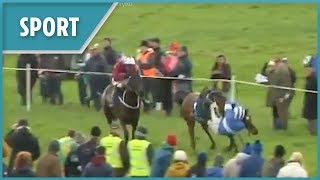 Jockey makes miraculous recovery