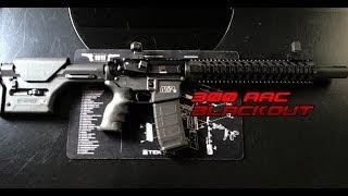 AR15 300 Blackout Custom Budget Build: VLTOR Weapons Systems Upper
