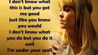 Duffy - Mercy (Lyrics)