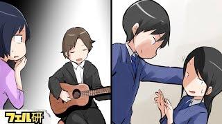 【衝撃】モテない男子のNGアタック方法5選 - YouTube