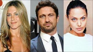 Джерард Батлер рассказал, кто лучше целуется — Анджелина Джоли или Дженнифер Энистон