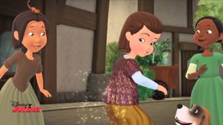 Sofia The First | The Little Witch - Song | Disney Junior UK