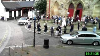 Renfrew town hall wedding