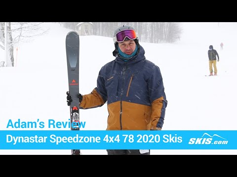 Video: Dynastar Speedzone 4X4 78 Skis 2020 1 40