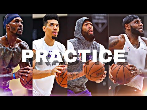 LA Lakers Practice Session For NBA Season 2019-2020   Veight