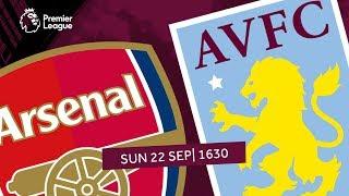 Arsenal 3-2 Aston Villa | Extended highlights