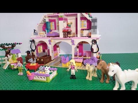 Lego® - Friends - 41039 - Großer Bauernhof - Review +
