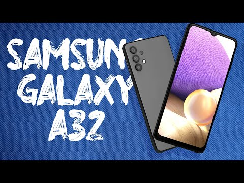 Samsung Galaxy A32 - новый смартфонище 2021 года от SAMSUNG! / Арстайл /