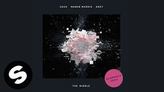 Zedd Maren Morris Grey The Middle Bougenvilla Remix Official Audio