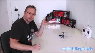 Skylark Mini Modellhubschrauber RC Helikopter Bedienungsanleitung deutsch